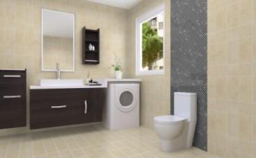 二三级市场瓷砖洁具占有率较低  瓷砖洁具市场需开拓
