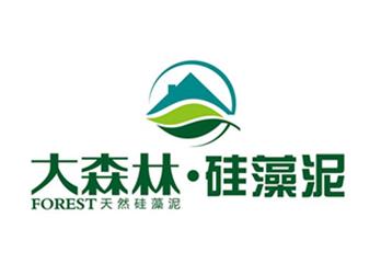 大森林硅藻泥