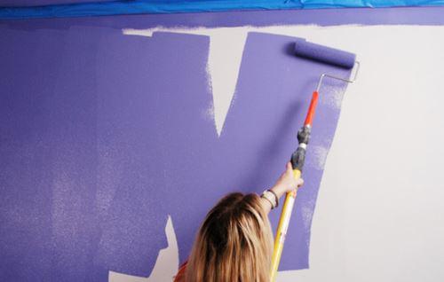 夏季墙面涂料施工注意事项
