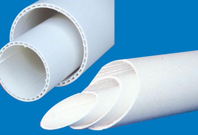 塑料管材越来越受青睐