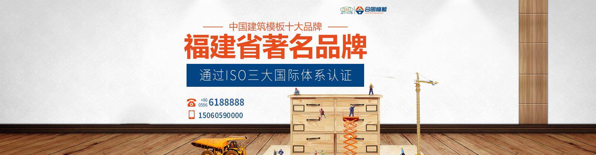 合明木业 中国建筑模板十大品牌