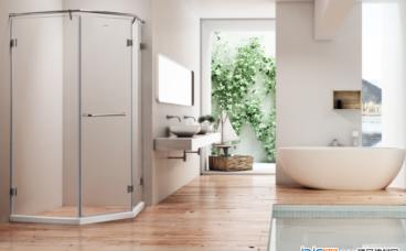 多大面积才能做淋浴房?淋浴房安装和使用的注意事项