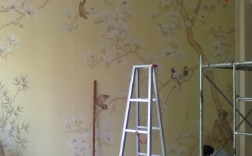 出现墙纸安装不当的原因及解决方法