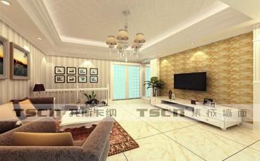TSCN集成墙面 改变现代人的家居装修方式