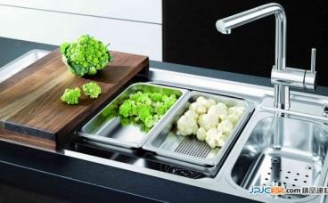 厨房水槽怎么选最合适?从这几个方面考虑