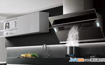 厨房侧吸式油烟机装多高最合适?