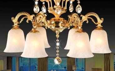 不同种类灯饰的五金配件,五金配件怎么选最合适?