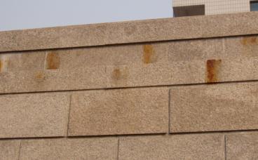 石材表面出现锈斑的原因?该如何预防?