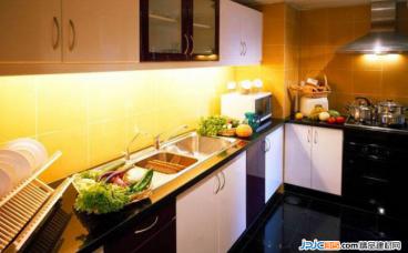 厨房橱柜各部分专用灯具种类介绍