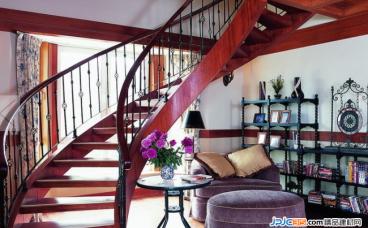 扶手选什么材质好?三种不同材质楼梯扶手介绍