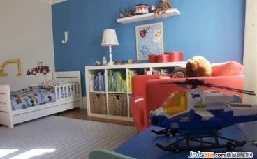 3个儿童房间装修过程中的颜色搭配技巧分享
