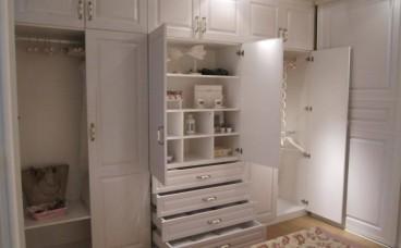 8个需要注意的定制衣柜设计技巧