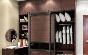 定制衣柜装修设计过程中的6个要点
