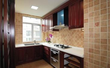 厨房瓷砖怎么弄好看 6大超实用厨房瓷砖使用技巧