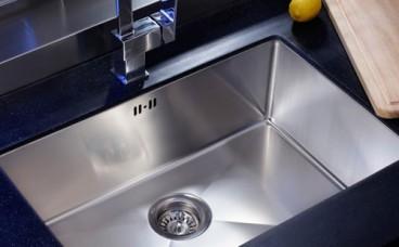 厨卫水槽台下盆的安装及保养维护