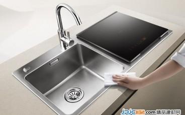 嵌入式水槽的选购及安装方法