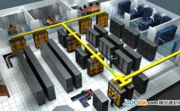 弱电综合布线的管材算量技巧