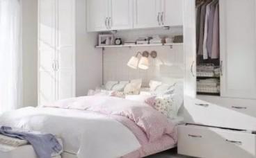 【全屋定制】五招轻松搞小卧室设计,速来围观!