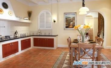厨房瓷砖用久了会变脏,保洁阿姨教你一招,简单清洗就能干净!