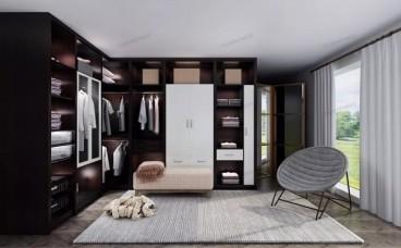 为什么越来越多的人喜欢定制衣柜?