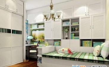 小卧室怎么做定制衣柜?