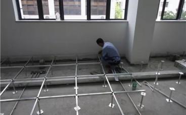 防静电地板安装方法 防静电地板费用多少