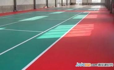 塑胶地板的特点及用途