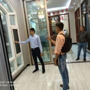昊派门窗:印度客户到厂考察,商谈相关合作事宜