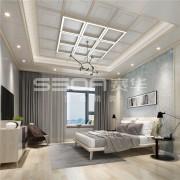 赛华顶墙:卧室这样装,谁还要熬夜?
