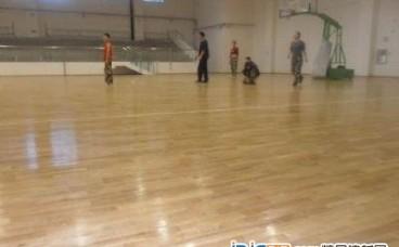 运动木地板的三防措施