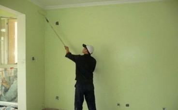 墙面上漆有哪些误区