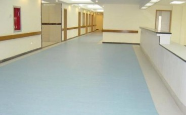 PVC地板可以铺在地暖上吗?