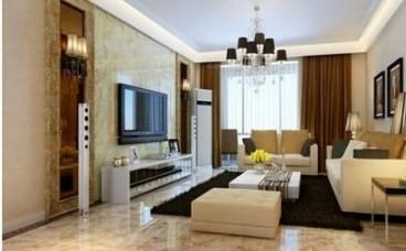 客厅地板铺大理石好还是瓷砖好 大理石砖多少钱