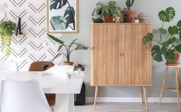 墙纸在家居软装设计使用施工保养的小心得