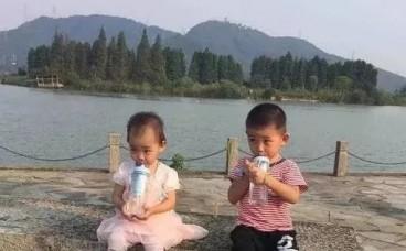 安装一台净水器受益最大的就是孩子,拒绝饮用未净化的水