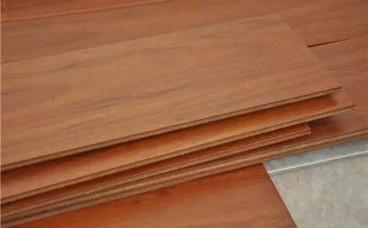 怎么辨别复合地板是否有毒?