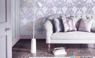 墙纸与涂料、乳胶漆的这些区别!