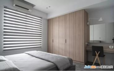 卧室里的衣柜该怎么选