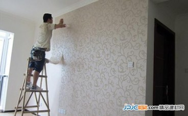 墙纸施工常遇到的4个问题及解决办法