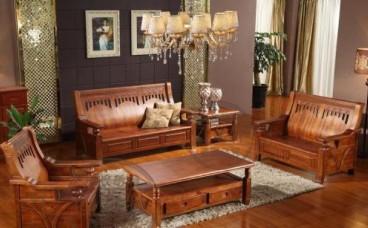 如何保养实木家具