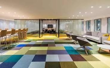 大型公司的办公家具设计注意事项