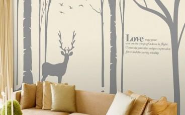 墙面刷漆后还能再贴墙纸吗?