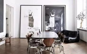 装修中的家具应如何与地板搭配呢?