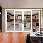 厨房和卫生间推拉门用什么材质的好?